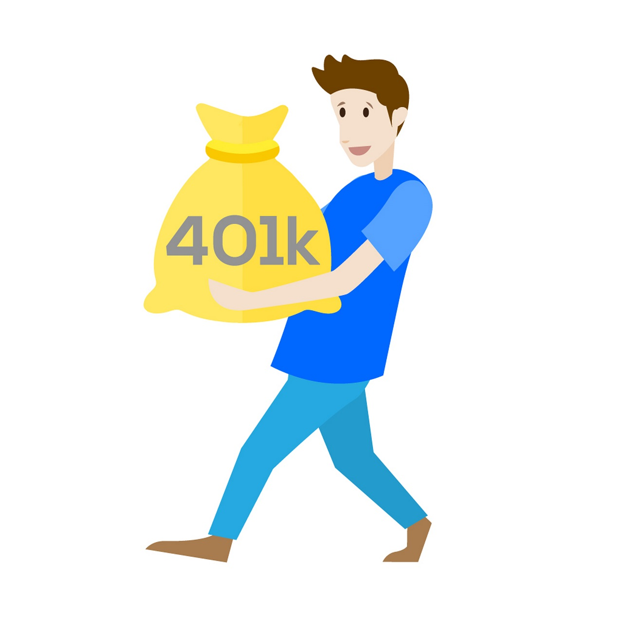 Get A 401k Retirement Account Today!