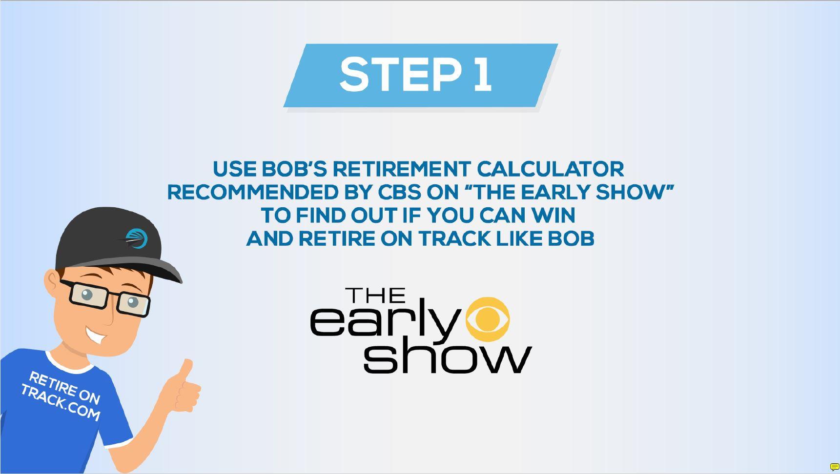 Bob's Retirement Calculator